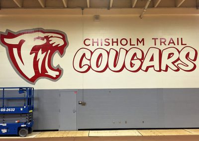 CHISHOLM TRAIL MS 2