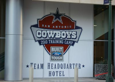 COWBOYS TRAINING CAMP 1